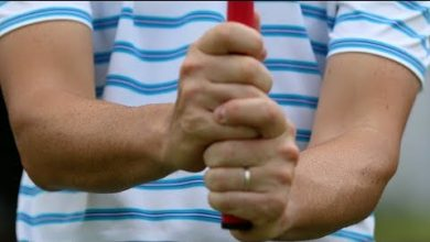 Photo of Insta Golf Tips: Proper Putter Grip