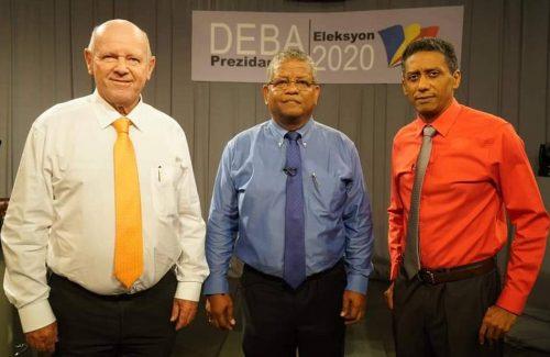 Alain St.Ange Speaks on Seychelles Presidential Debates - ALAIN ST ANGE - ONE SEYCHELLES