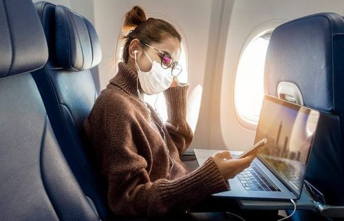 IATA - Research Points to Low Risk for COVID-19 Transmission Inflight - AIRLINEHUB.com - TRAVELINDEX