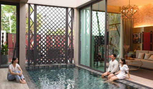 The Gems Mining Pool Villas Pattaya Sets Opening for November - TRAVELINDEX