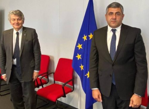 UNWTO Delegation in Brussels for Talks with European Institution Leaders - TRAVELINDEX