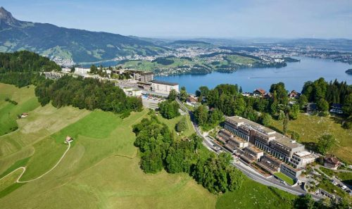 World Economic Forum Annual Meeting 2021 to Take Place in Lucerne-Bürgenstock - TRAVELINDEX