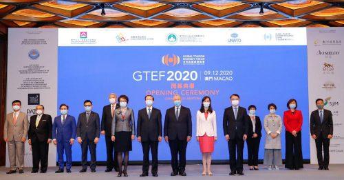 Global Tourism Economy Forum Macao 2020 Unveiled