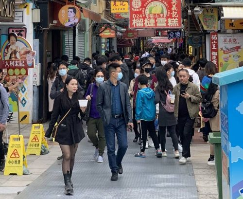 Visitor Arrivals to Macao Surged at Christmas Hotel Occupancy Rate Neared 70%