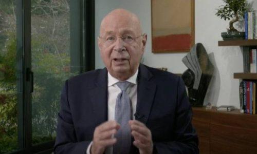 "WEF: Klaus Schwab Releases His New Book ""Stakeholder Capitalism"""
