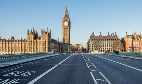 WTTC: Restrictions to Mobility Contributed to UK Greater GDP Losses